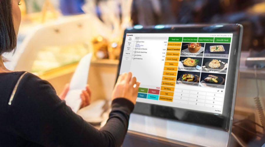 Restoran Otomasyon Adisyon Programı Erginay Teknoloji Sambapos Yetkili Satıcısı